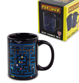 Pac-Man Pac-Man ( Reactive Mug )
