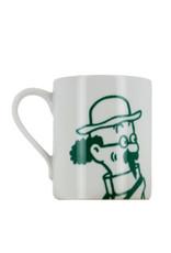 Tintin Tintin ( Mug ) Professor Cuthbert Calculus