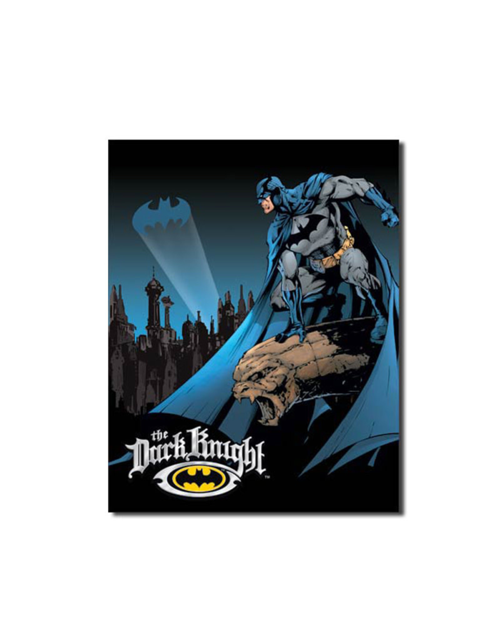 Dc comics Dc Comics ( Metal Sign 12.5 X 16 ) Batman Dark Knight