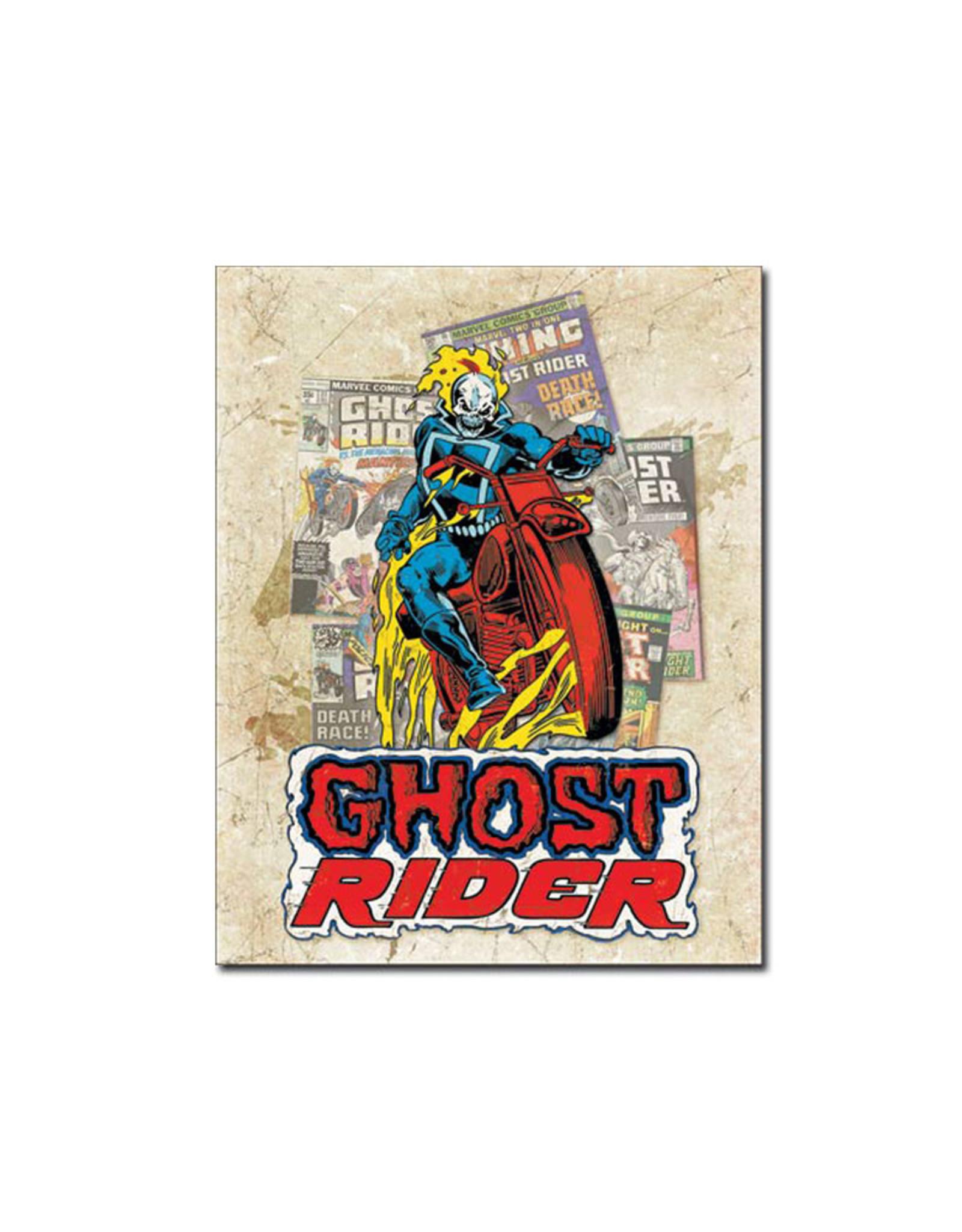 Marvel Marvel ( Metal Sign 12.5 X 16 ) Ghost Rider