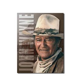 John Wayne ( Metal Sign 12.5 X 16 )