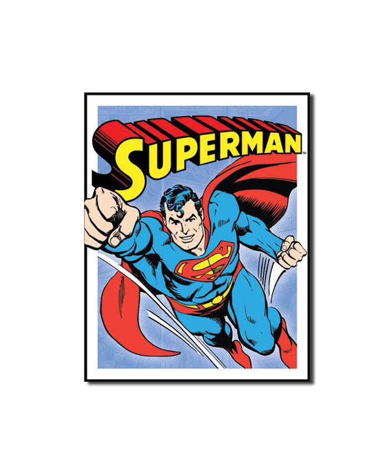 Dc comics Dc Comics ( Metal Sign 12.5 X 16 ) Superman