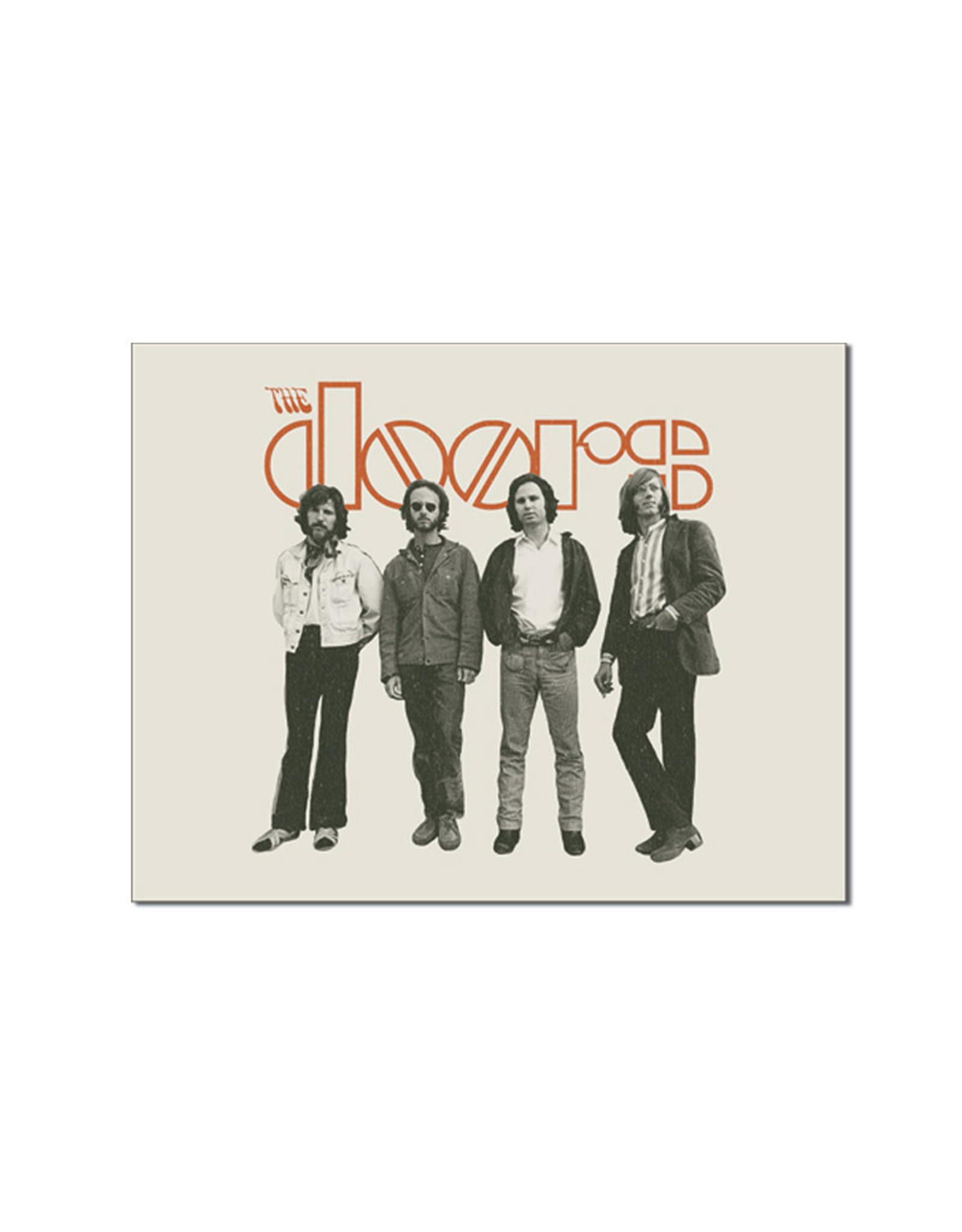 The Doors ( Metal Sign 12.5 X 16 )
