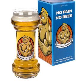 Pas de Douleur, Pas de Bière ( Verre à Bière )
