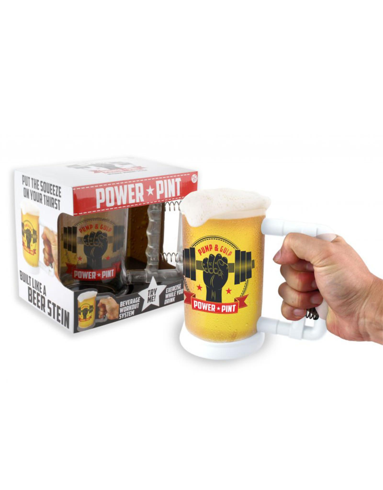 Choppe de Bière Puissante (  Système d'Entraînement Humoristique avec ta Boisson )
