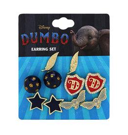 Disney Disney ( Ensemble de Boucles d'Oreilles ) Dumbo