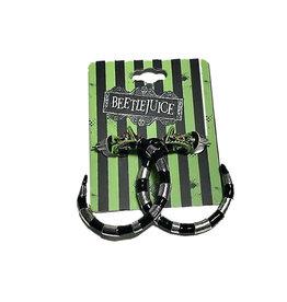 Beetlejuice ( Boucles d'Oreilles )