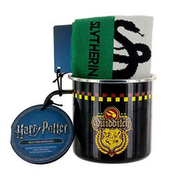 Harry Potter Harry Potter ( Ensemble Tasse / Bas ) Serpentard