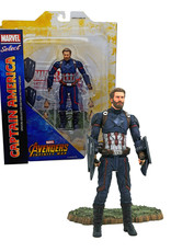 Marvel Marvel ( Marvel Select Articulated Figurine ) Captain America