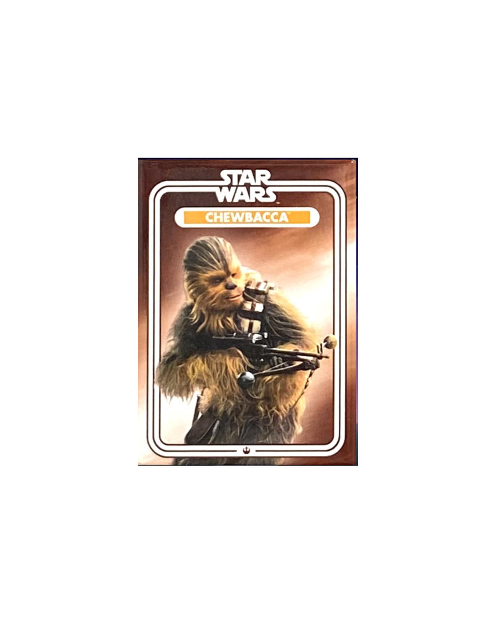 Star Wars Star Wars ( Magnet ) Chewbacca