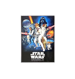 Star Wars Star Wars ( Magnet ) Poster