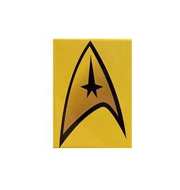 Star Trek ( Magnet ) Logo Kirk