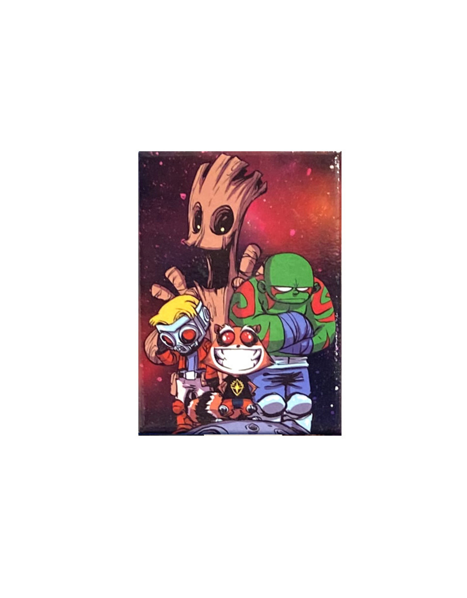 Marvel Marvel ( Magnet ) Guardians of the Galaxy