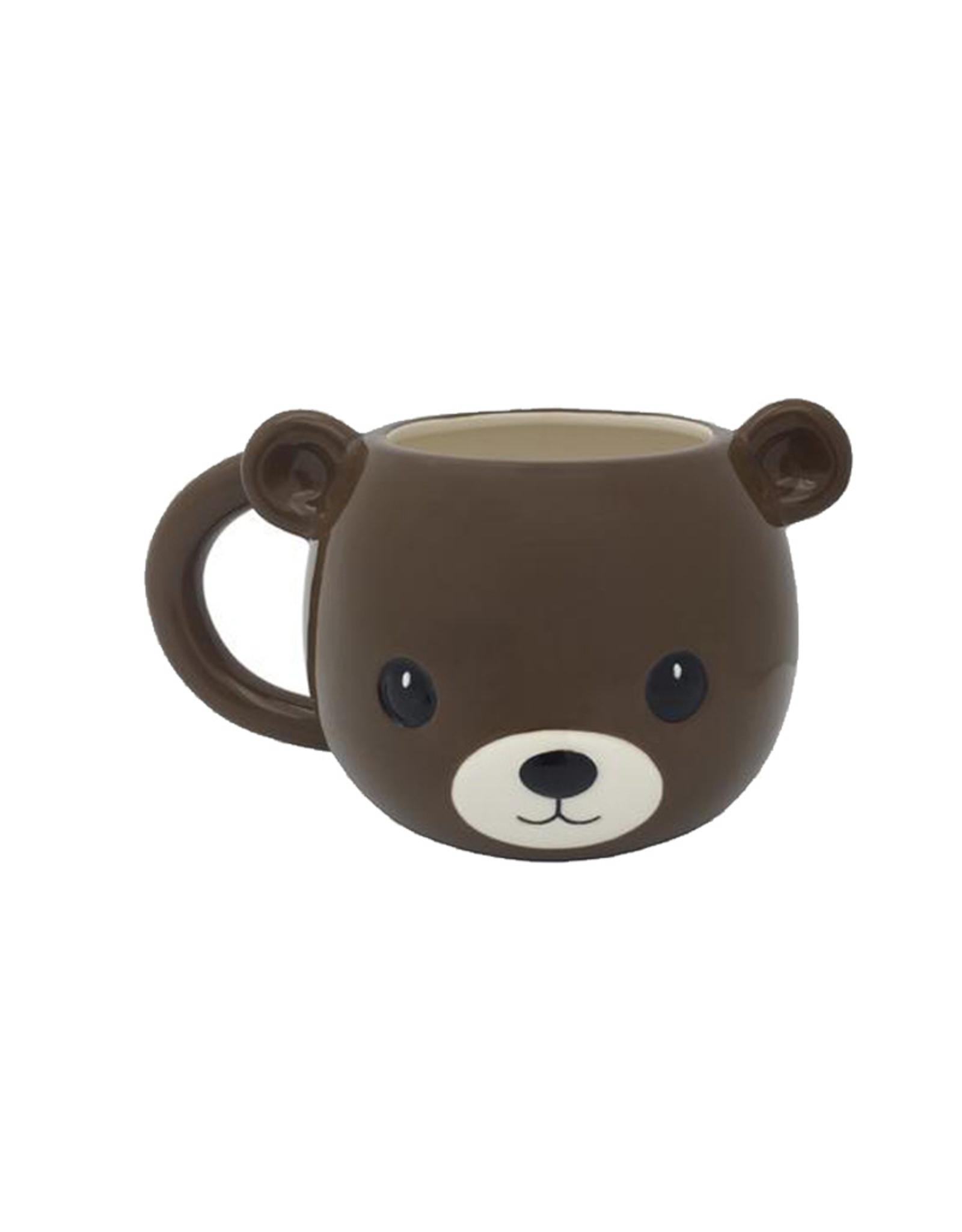 Bear ( Ceramic Mug )