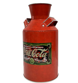 Coca-Cola ( Metal Bucket for Milk )