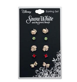 Disney Disney ( Ensemble de Boucles d'Oreilles ) Blanche-Neige