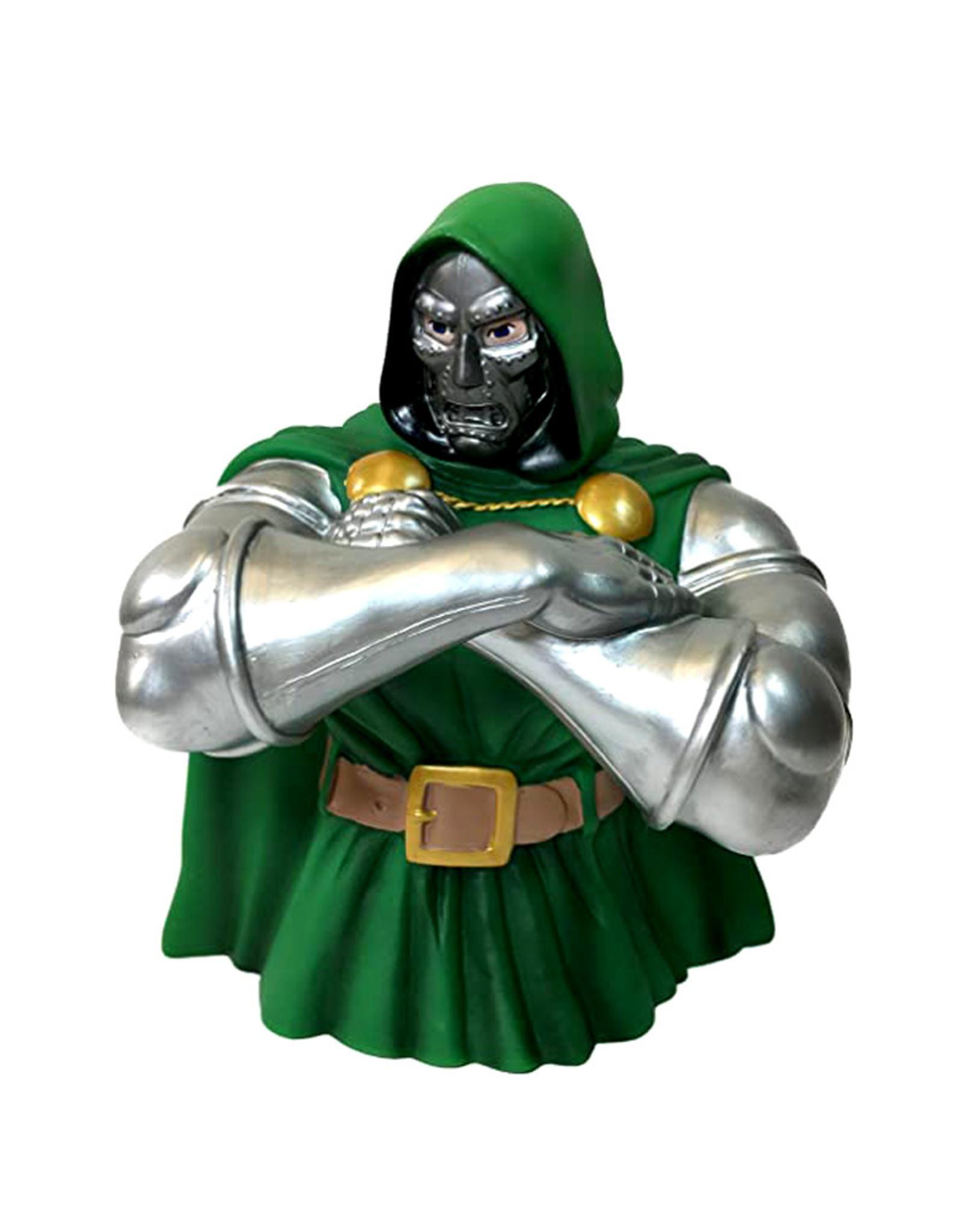 Marvel Dc Comics ( Bank ) Dr. Doom
