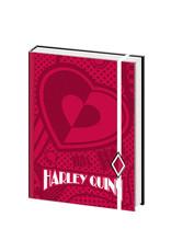 Dc comics Dc Comics ( Cahier d'écriture ) Harley Quinn