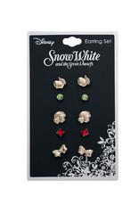Disney Disney ( Earring Set ) Snow White