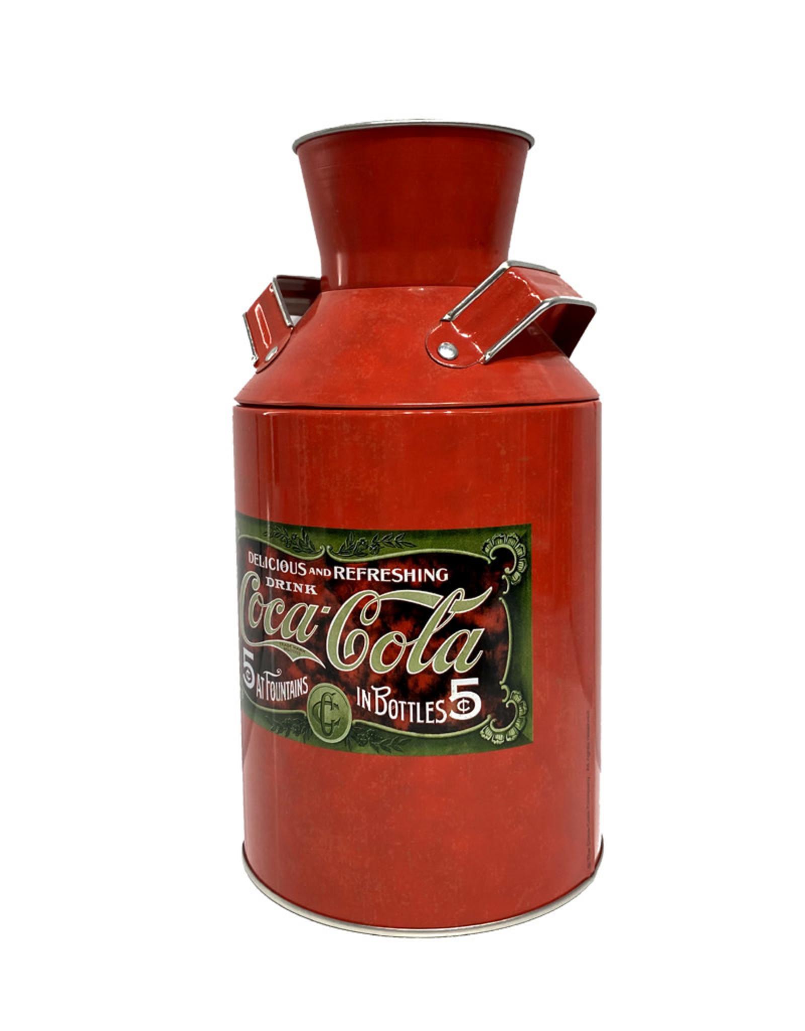 Coca-Cola ( Metal Bucket for Milk )