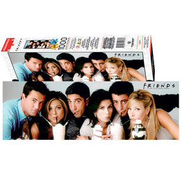 Friends ( Puzzle 1000 pcs ) Milk Shake