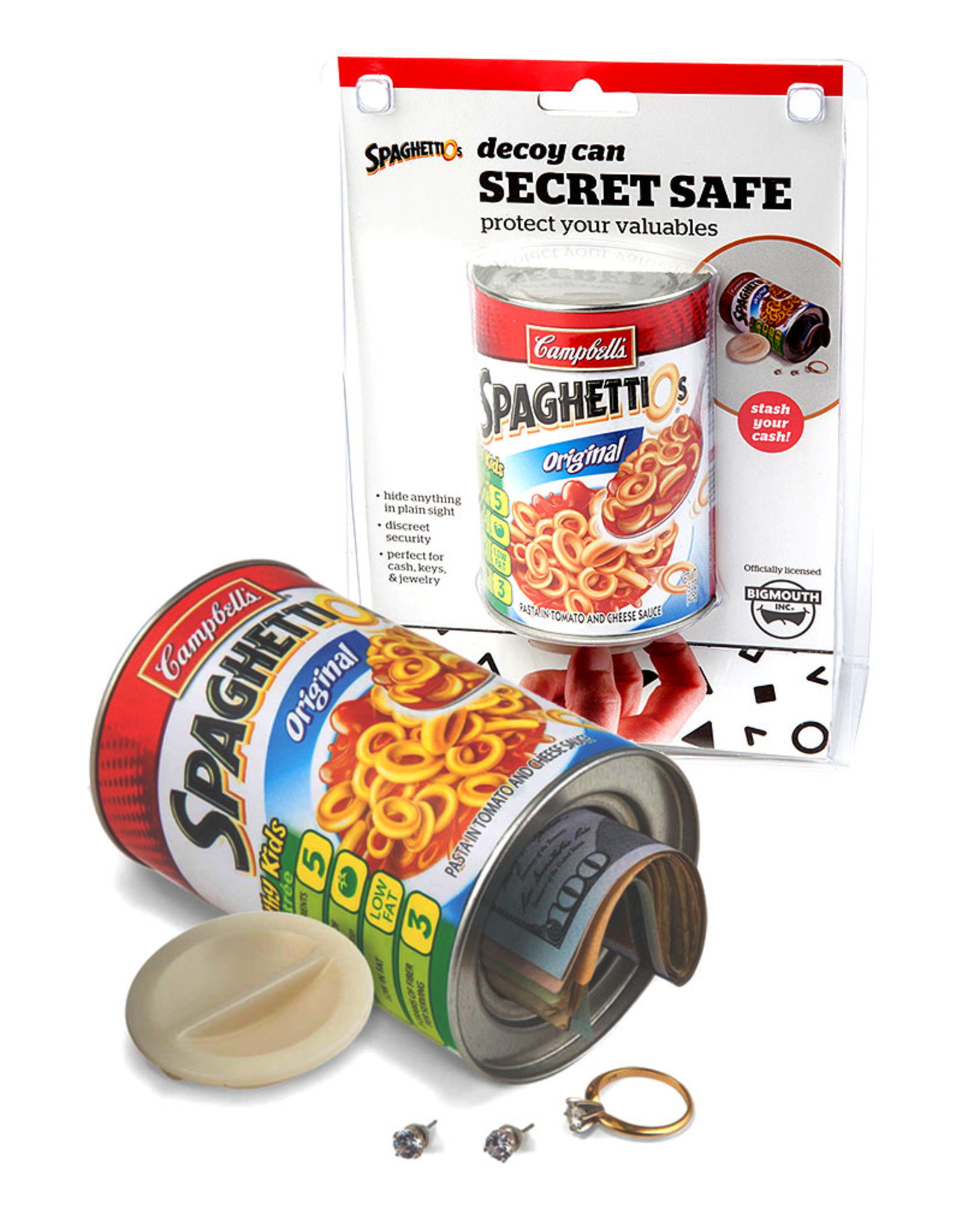 Spag Safety Cans