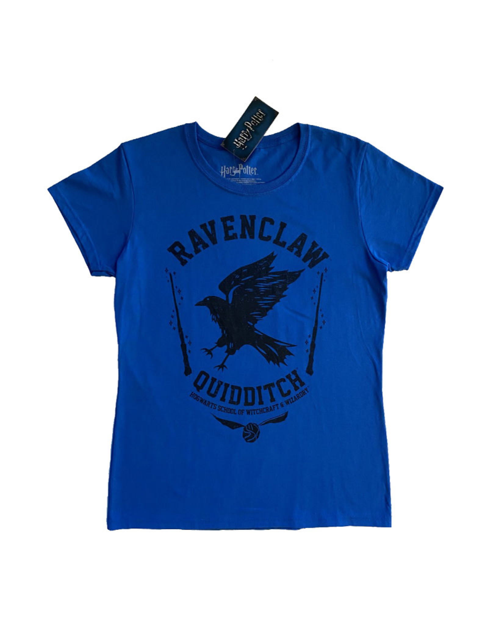 Harry Potter ( T-Shirt ) Ravenclaw Quidditch