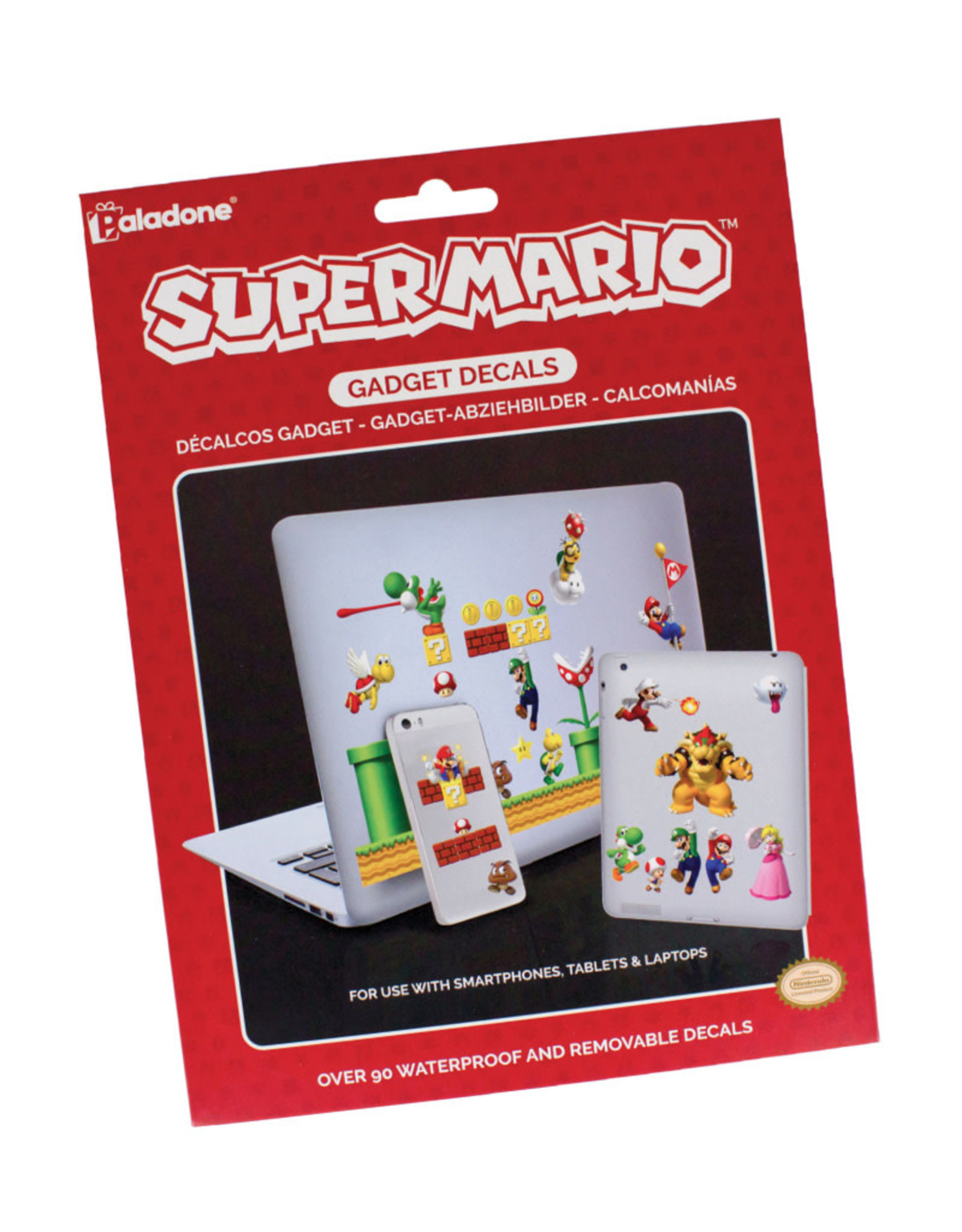 Nintendo Super Mario ( Stickers )