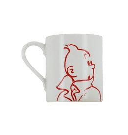 Tintin Tintin ( Tasse )