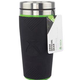 XBox ( Rubber Travel Mug )