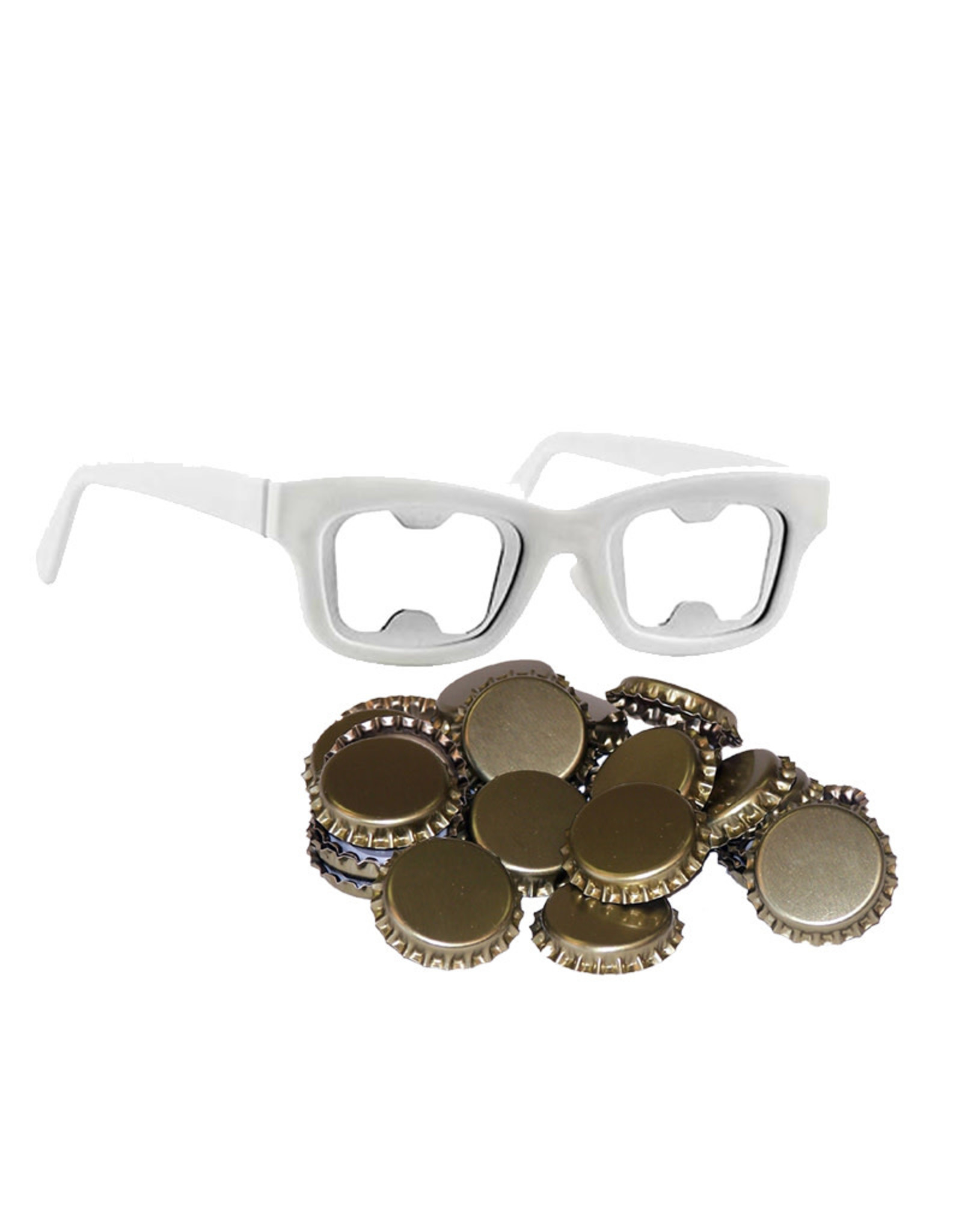 Glasses ( Bottle Opener )