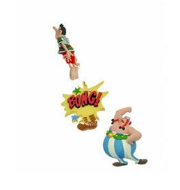Astérix Asterix ( 3 Mini Magnets ) Obelix