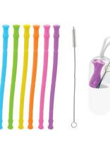Reusable straw (Silicone)