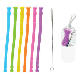 Reusable straw (Silicone)