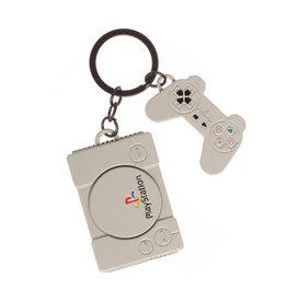 Play Station Playstation ( Porte-Clés ) Console de Jeux
