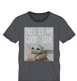 Star Wars ( T-Shirt )  Chid This Is My Good Side
