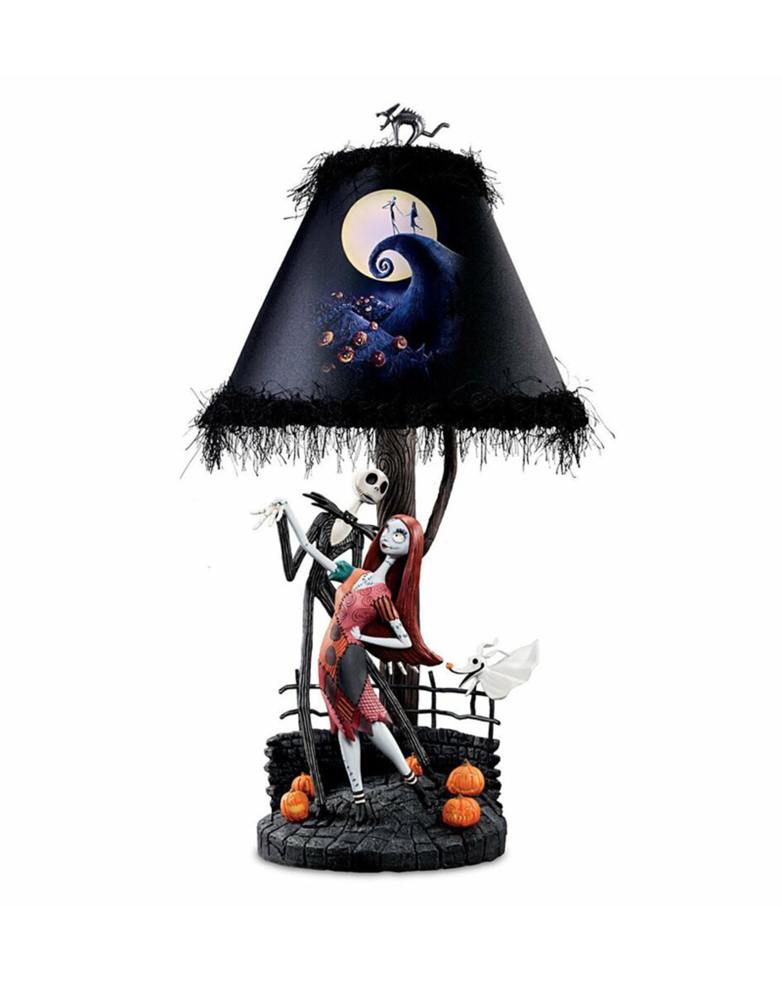 The Nightmare Before Christmas The Nightmare Before Christmas ( Lamp ) Jack & Sally