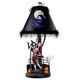The Nightmare Before Christmas L'étrange Noël de monsieur Jack  ( Lampe ) Jack & Sally