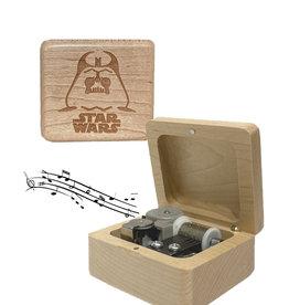 Star Wars ( Mechanical Music Box ) Darth Vader