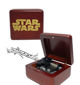 Star Wars ( Boîte à Musique Mécanique ) Générique