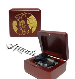 Disney ( Mechanical Music Box ) The Beauty and the Beast