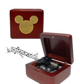 Disney ( Boîte à Musique Mécanique ) Mickey