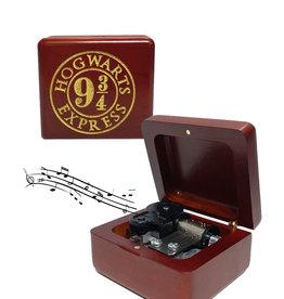 Harry Potter Harry Potter ( Mechanical Music Box ) Hogwarts Express
