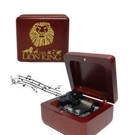 Disney ( Mechanical Music Box ) The Lion King