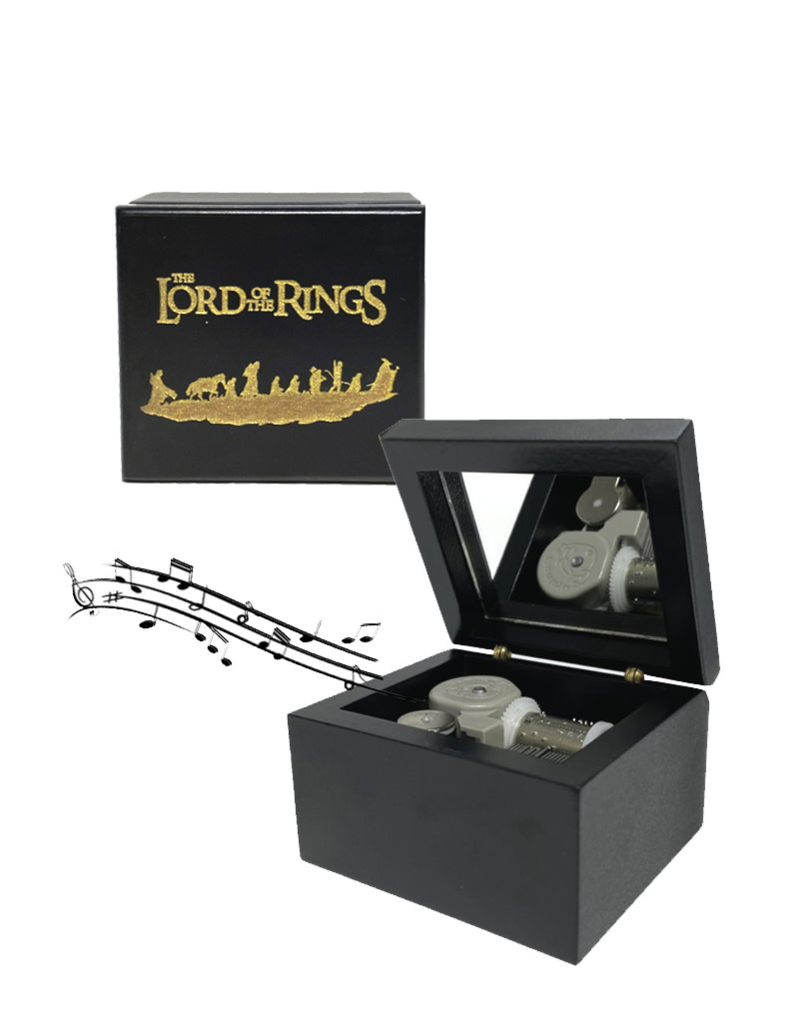 The Lord of the Rings (  Mechanical Music Box )