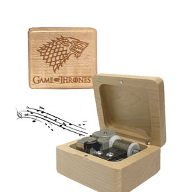 Game of thrones Game of Thrones (  Mechanical Music Box ) Stark