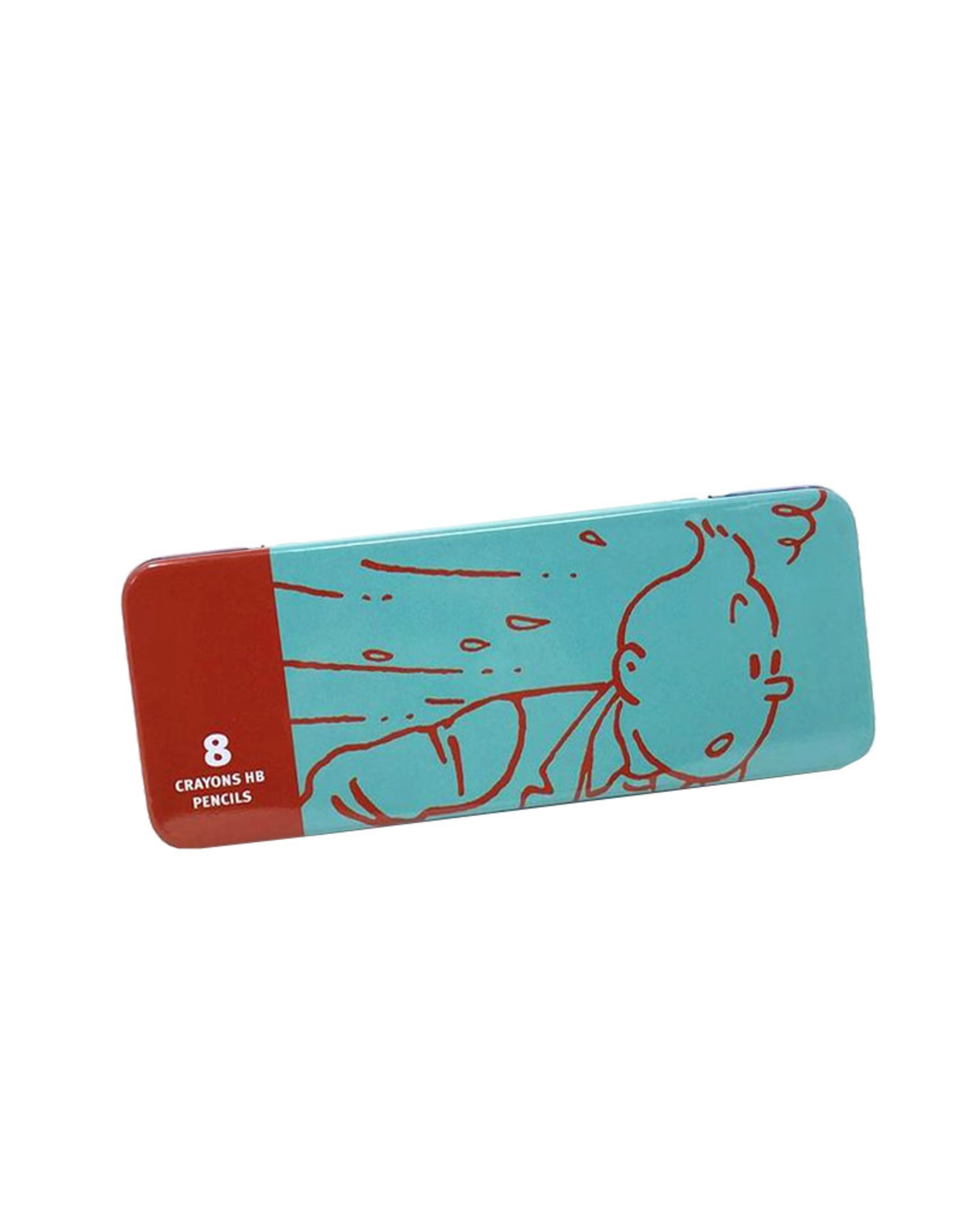 Tintin Tintin (  Pencils ) Box of 8