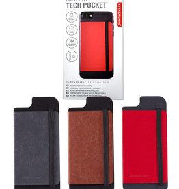 Fold Out Tech Pocket