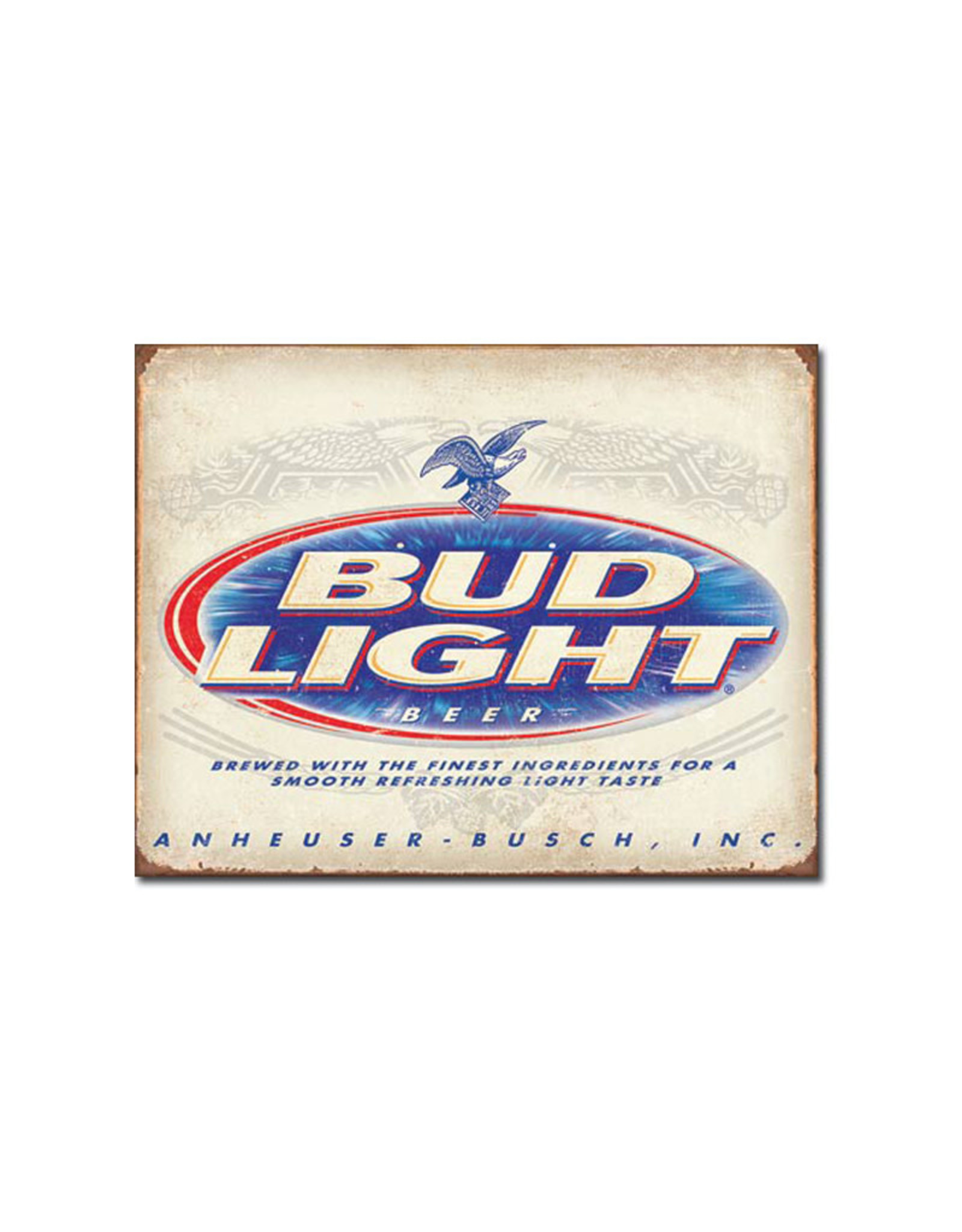 Bud Light Beer ( Metal Sign 12.5 X 16 )