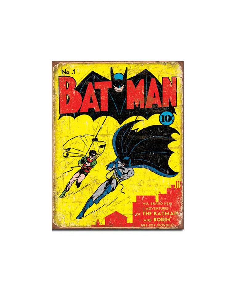 Dc comics Dc Comics ( Metal Sign 12.5 X 16 ) Batman BD